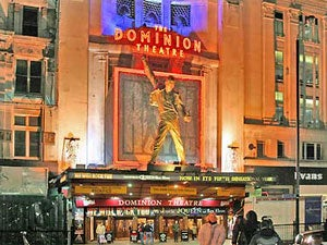 Dominion Theatre Events Tickets