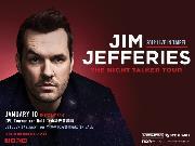 Jim Jefferies The Night Talker Tour