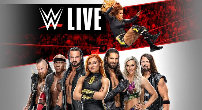 WWE Advertises Big Matches For Raw & Smackdown Live 2021 Touring 2