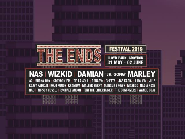 The Ends Festival 2018 Tickets Line Up Dates Prices Live