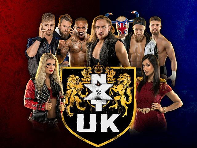 Image result for wwe nxt uk