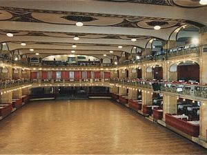 Lucerna - velký sál
