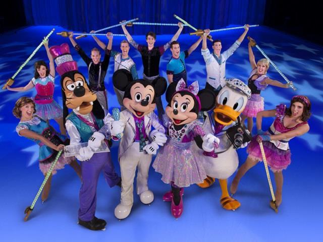Disney On Ice Turku