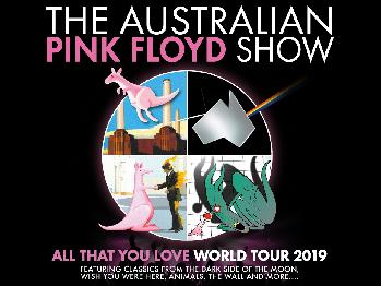 The Australian Pink Floyd: All That You Love World Tour 2019