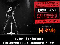 Bon Jovi: This House Is Not For Sale Tour