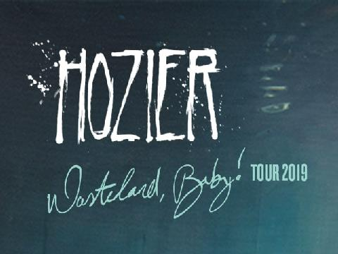 Hozier Wasteland Baby! European Tour