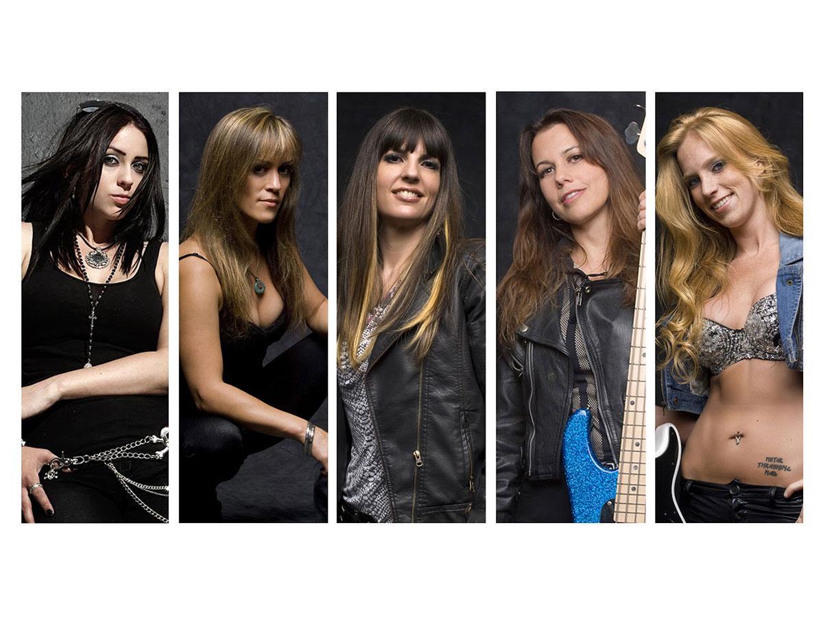 The Iron Maidens Interview - Sleaze Roxx