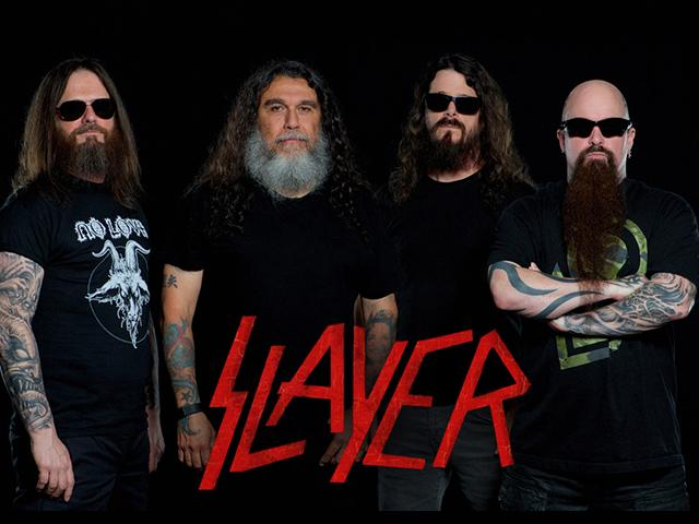 Buy Tickets For Slayer At Adelaide Entertainment Centre On