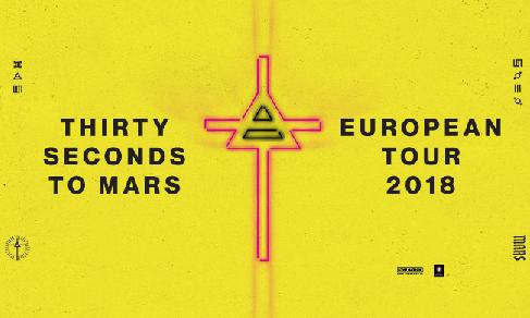 Thirty Seconds to Mars - Pakiety VIP