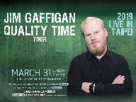 Jim Gaffigan 2019 Live in Taipei