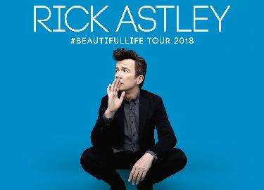 Rick Astley: Beautiful Life Tour 2018 - EKSTRA KONCERT