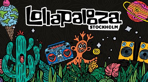 Lollapalooza Stockholm - February Deal!