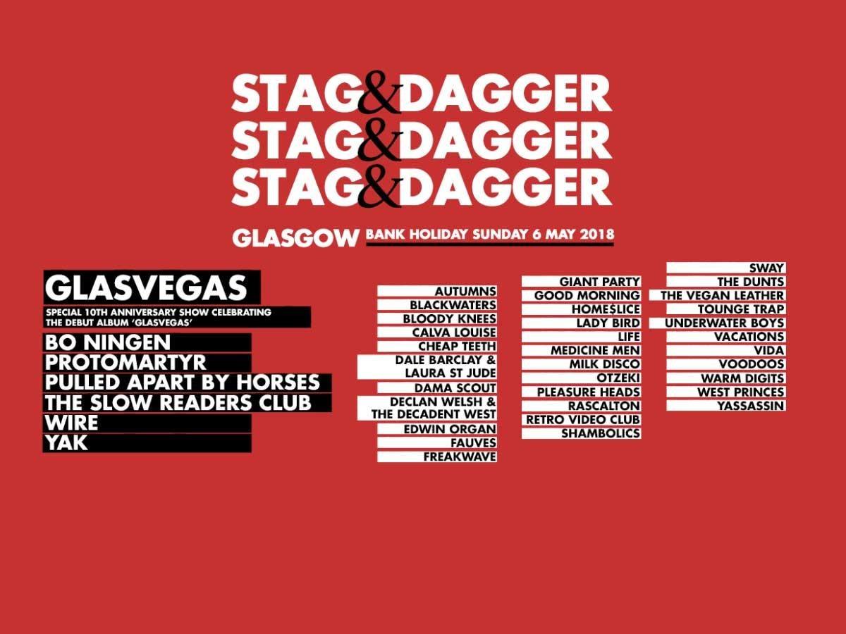 stag dagger 2018 tickets tour concert information live nation uk