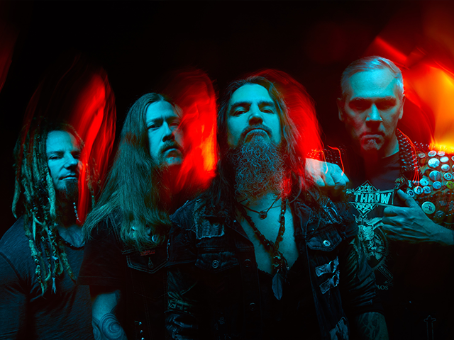Machine Head: Burn My Eyes 25th Anniversary Tour