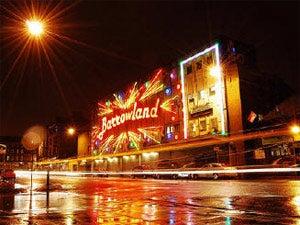 Barrowland, Glasgow