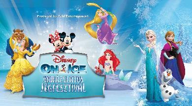 Disney On Ice – Varázslatos Jégfesztivál