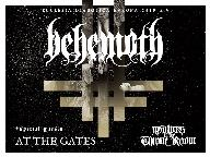 Ecclesia Diabolica Evropa 2019 e.v. TOUR feat. Behemoth, At The Gates, Wolves In The Throne Room