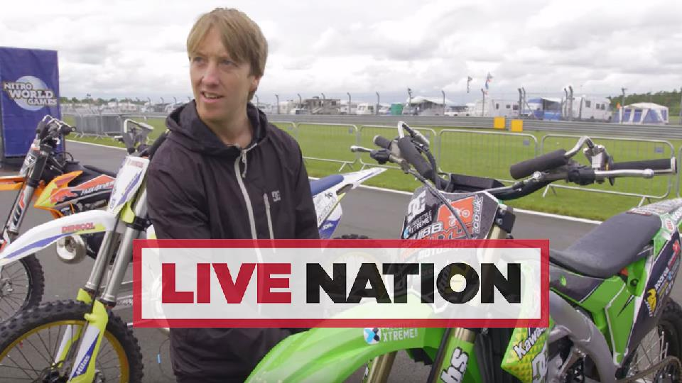 WATCH: FMX Custom Bikes Explained!