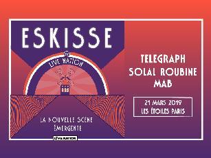 Eskisse #11 : Telegraph / Solal Roubine / MAB
