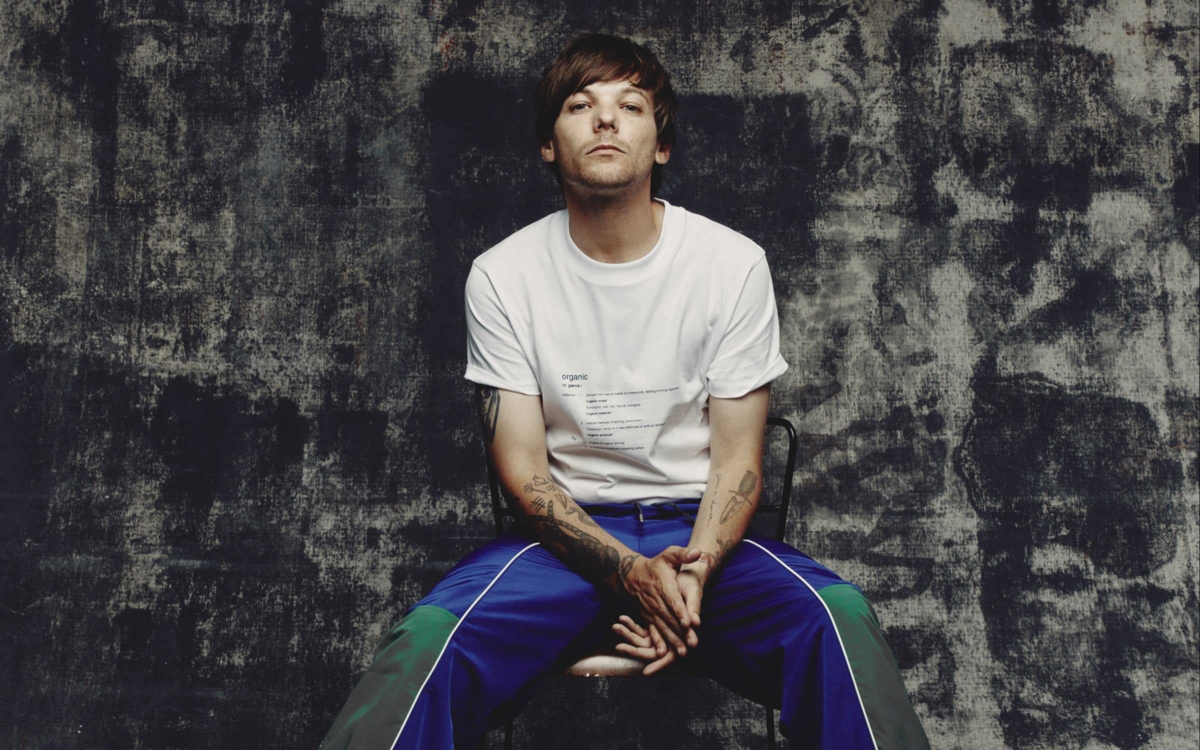 Fanlanthropy: Louis Tomlinson And The Support For Afghanistan Refugees The Honey POP