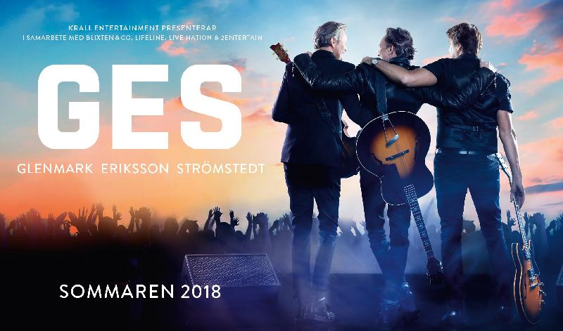 GES – Glenmark Eriksson Strömstedt