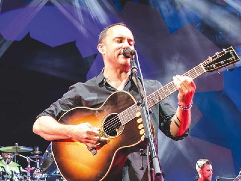Dave Matthews Band - 2019 European Headline Tour