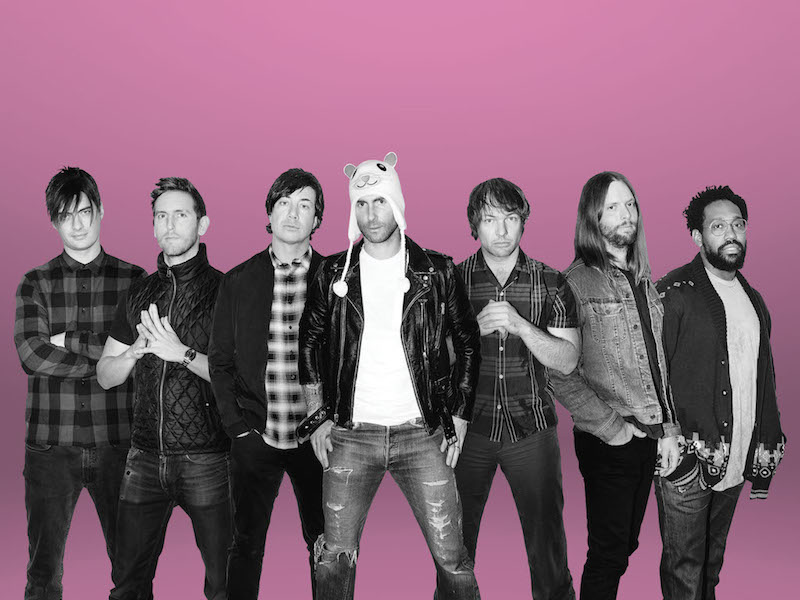 Maroon 5: Red Pill Blues Tour 2019