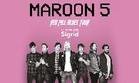Maroon 5 - HOT TICKETS