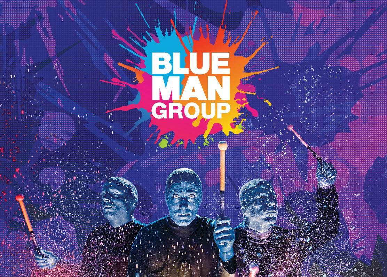 Tickets Für Blue Man Group In Alte Oper Am 16042019 Auf Livenation