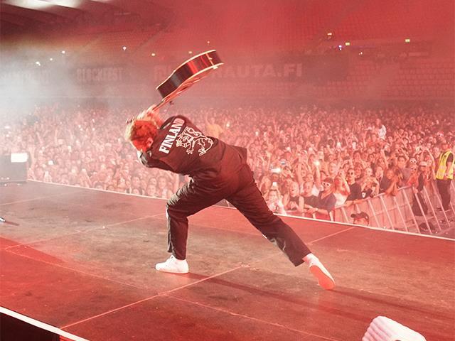 Køb billetter til Post Malone i Royal Arena d. 02-03-2019 på LiveNation.dk. Søg efter Denmark og ...
